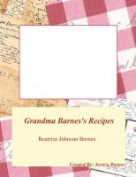 Grandma Barnes's Recipes