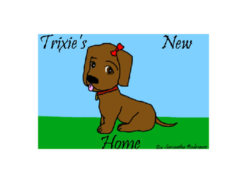 Trixie the Puppy