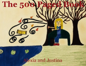 The 500 Paged Book