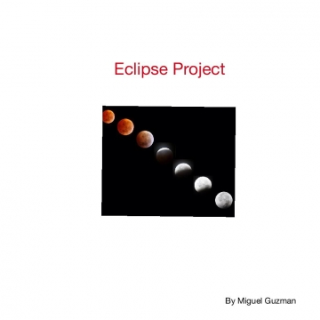 Eclipse Project P.2
