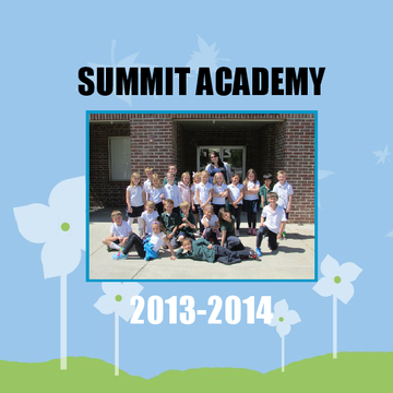 Summit Academy 2013 - 2014