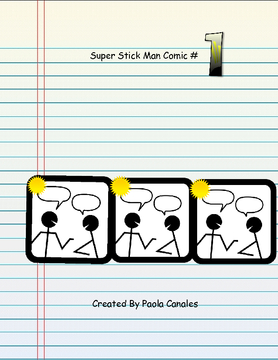 Super Stick Man