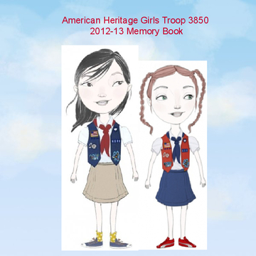 American Heritage Girls Troop 3850