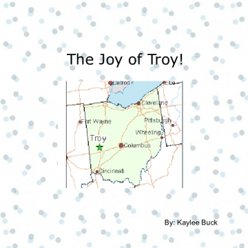 The Joy of Troy
