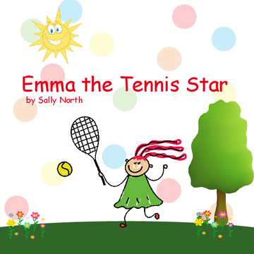 Emma the Tennis Star