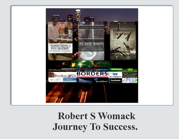 Robert Womack's Journey To Success