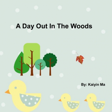 A day out in the woods
