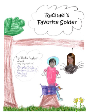 Rachael and Her Favorite Spider