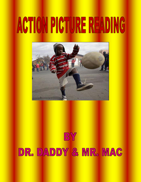 action picture reading for kg