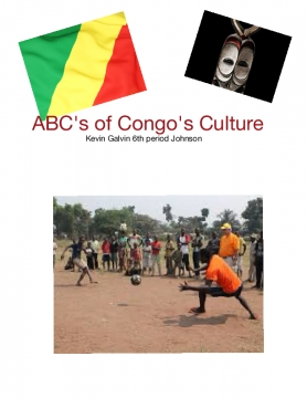 ABC's of Congos Culture