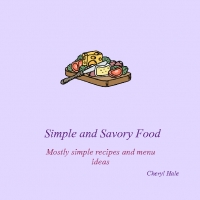 Simple and Savory Food