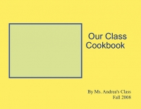 Our Class Cookbook