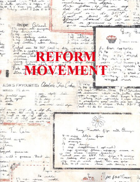 Reform Movement!