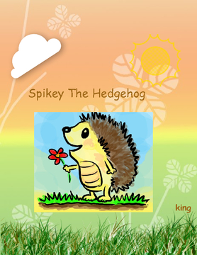 Spikey The Hedgehog