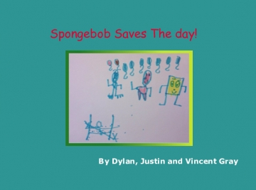 Sponge Bob Save The Day!