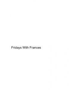 Fridays With Frances