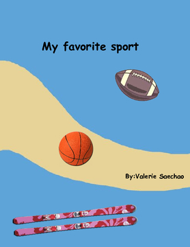 My favorite sport at school