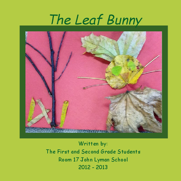 The Leaf Bunny