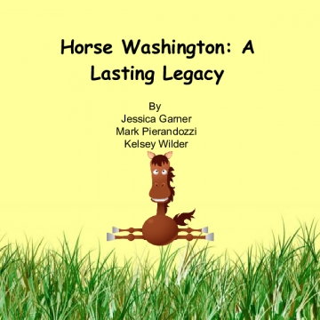 Adventure Time with Horse Washington