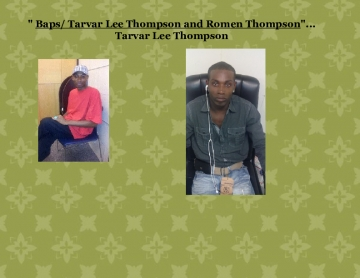 Baps/Tarvar Lee Thompson and Romen Thompson