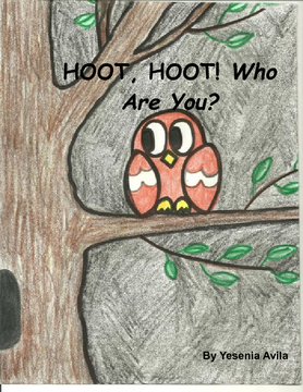 HOOT, HOOT! Who Are You?
