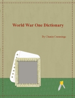 World War One Dictionary