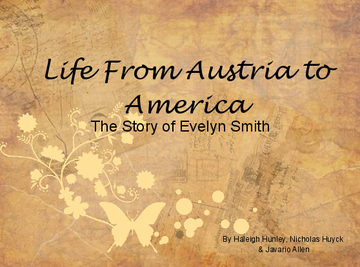 Life from Austria to America