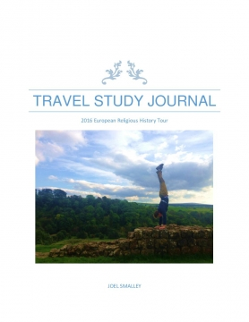 Travel Study Journal