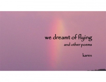 we dreamt of flying