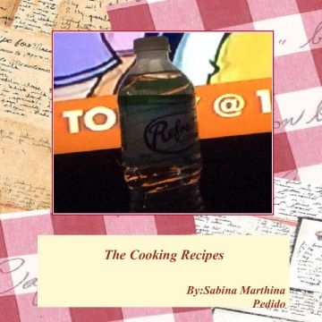 The Cooking Recipe Book