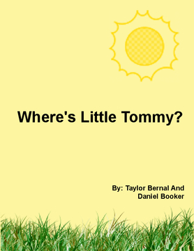 Where's Little Tommy