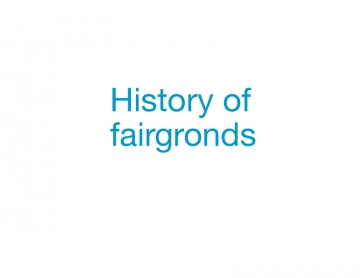 History of fairgrounds