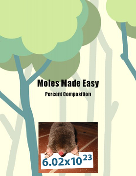 Moles Made Easy
