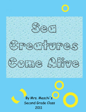 Sea Creatures Come Alive