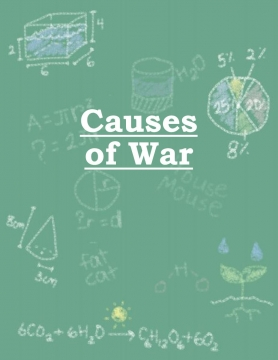Causes Of Wars