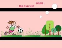 Alicia the Fun Girl