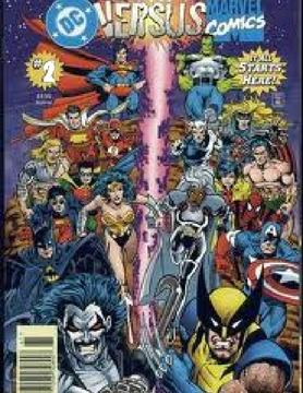 Marvel vs DC volume 2