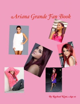 Ariana Grande Fan Book
