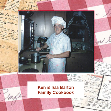 Barton Family Recipes