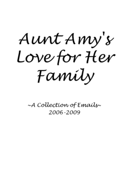 Aunt Amy's Love for Her Family