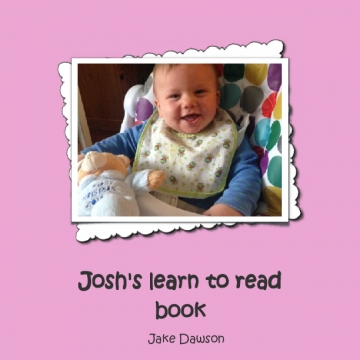 Josh's learn to read book