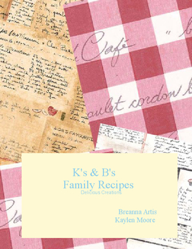 K & B Family Recipes