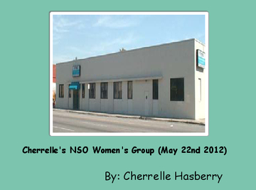Cherrelle's NSO Women's Group (May 22nd 2012)