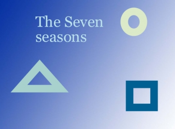 The seven seasons.