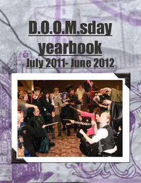 DOOMsday yearbook