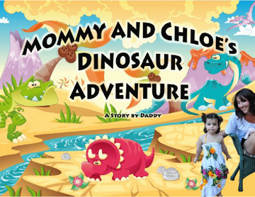 Mommy and Chloe's Dinosaur Adventure