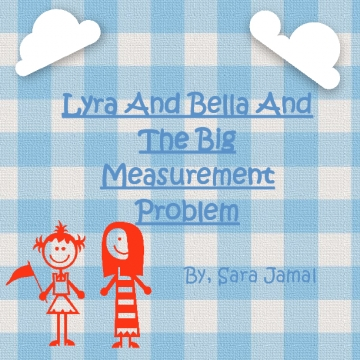 Lyra And Bella With Measurement