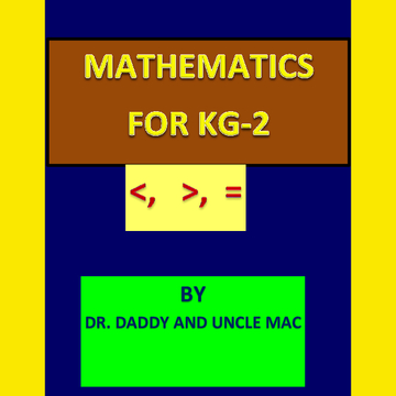MATHS FOR kG-1