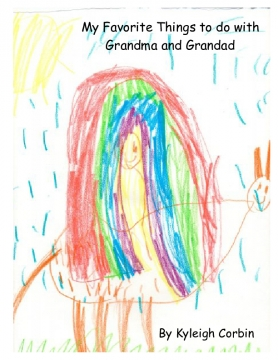 My Favorite Things to do with Grandma and Grandad.
