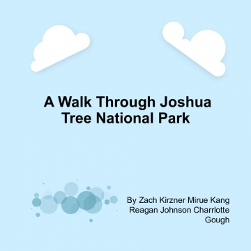 A a walk Through Joshua National
